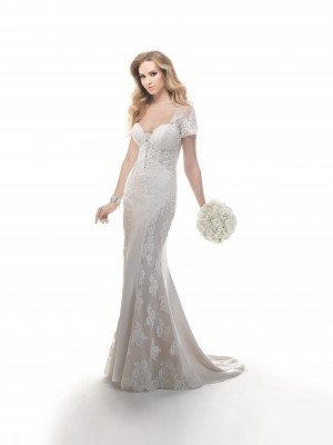 Foto do vestido , Modelo: Tatianna
