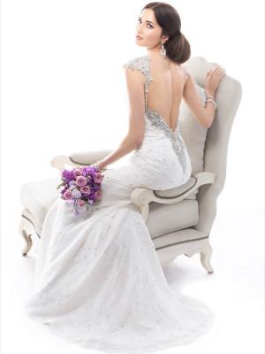Foto do vestido , Modelo: Brandy