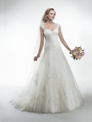 Foto do vestido , Modelo: Briony