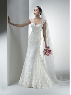 Foto do vestido , Modelo: Fleur