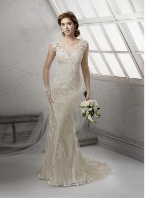 Foto do vestido , Modelo: Francine