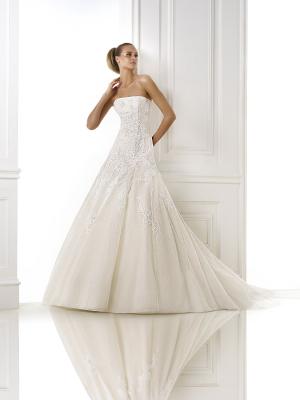 Foto do vestido , Modelo: Bilyana