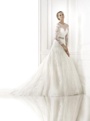Foto do vestido , Modelo: Blanche