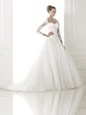 Foto do vestido , Modelo: Bour