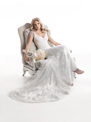 Foto do vestido , Modelo: Cynthia