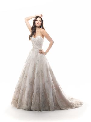 Foto do vestido , Modelo: Hannah