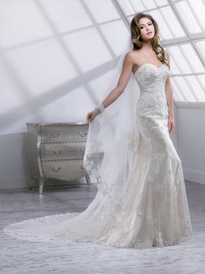 Foto do vestido , Modelo: Paula