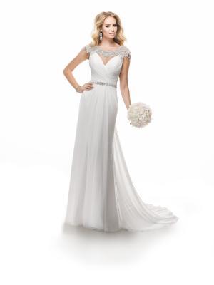 Foto do vestido , Modelo: Saige