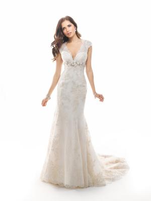 Foto do vestido , Modelo: Winona