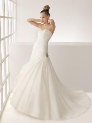 Foto do vestido , Modelo: Linnete