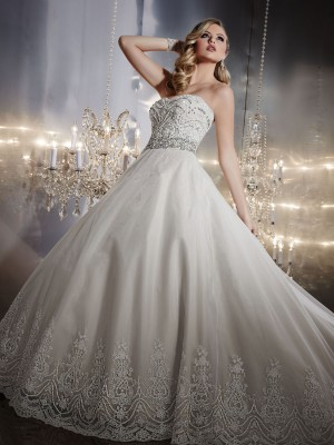Foto do vestido , Modelo: Cris 15539