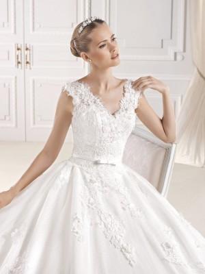 Foto do vestido , Modelo: ELILIA