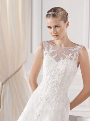 Foto do vestido , Modelo: ELINA
