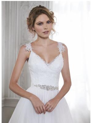 Foto do vestido , Modelo: Crystal