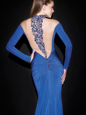 Foto do vestido TK 92423 (PRETO) – VENDA
