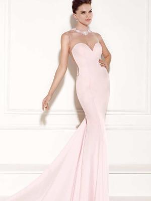 Foto do vestido TK 92498 (AMARELO) – VENDA