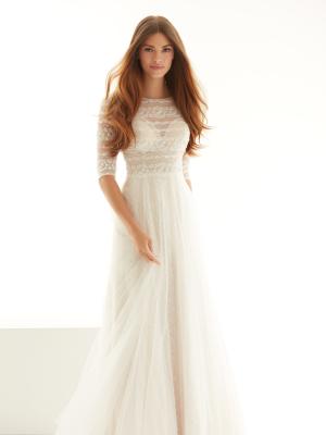 Foto do vestido , Modelo: ALUR 14