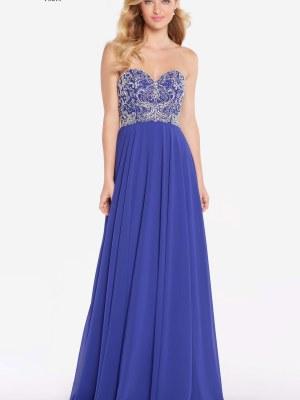 Foto do vestido MY 122 – DIAMANTE-PRATA