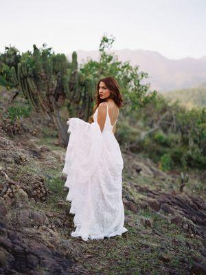 Foto do vestido , Modelo: ALUR 102
