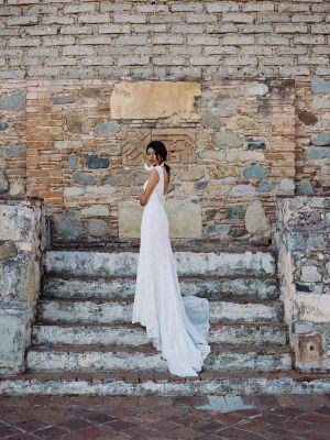 Foto do vestido , Modelo: ALUR 105